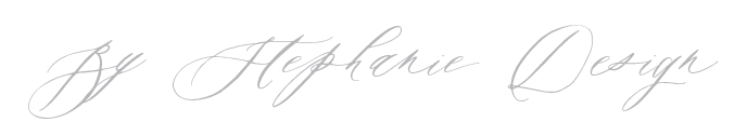 By Stephanie Design