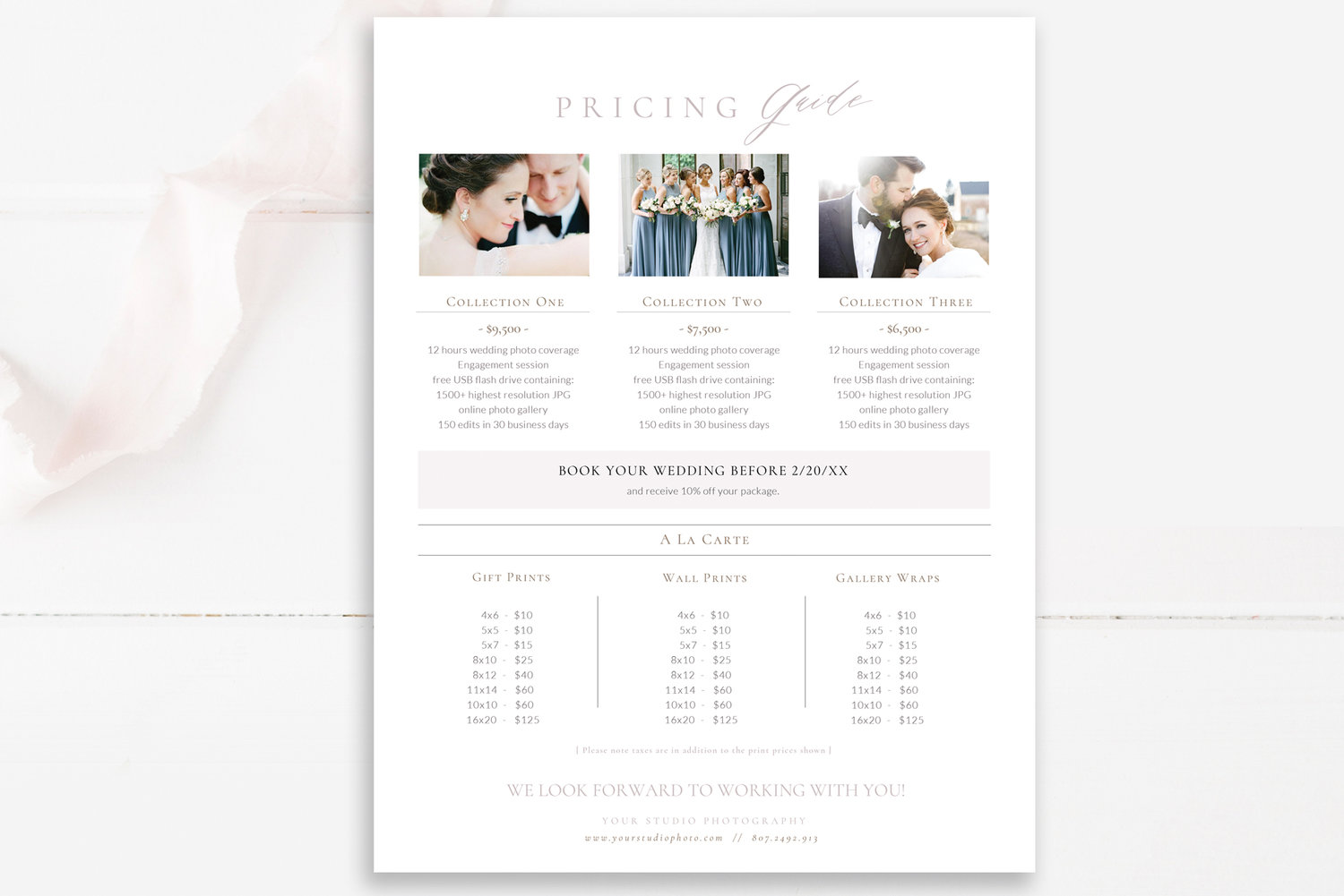 Photography Price Sheet Template Free from static1.squarespace.com