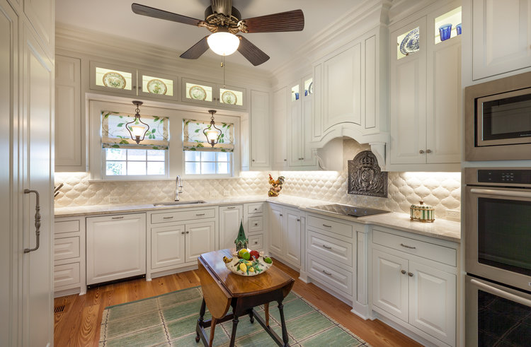 Project Spotlight: Historical Kitchen Remodel — Key Residential