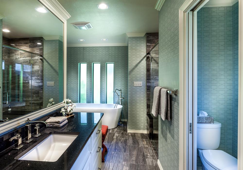 popular bathroom design trends for 2017 key residential