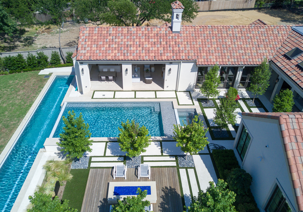 project spotlight a remodeled dallas backyard is outdoor living at