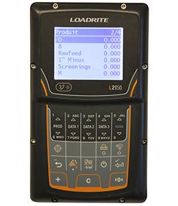 L2150 Loader Scales