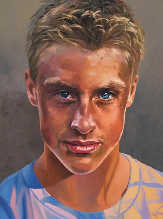 Bloom Series, Ryan, Age 14 by Daniel Colby