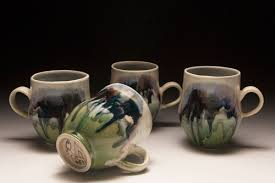 Mugs by Michelle Mendlowitz