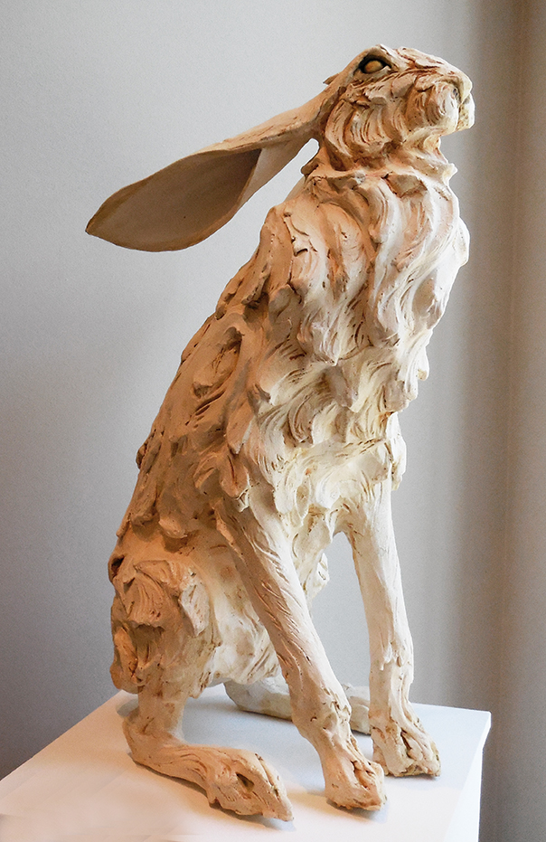 Hare by Mary Philpott
