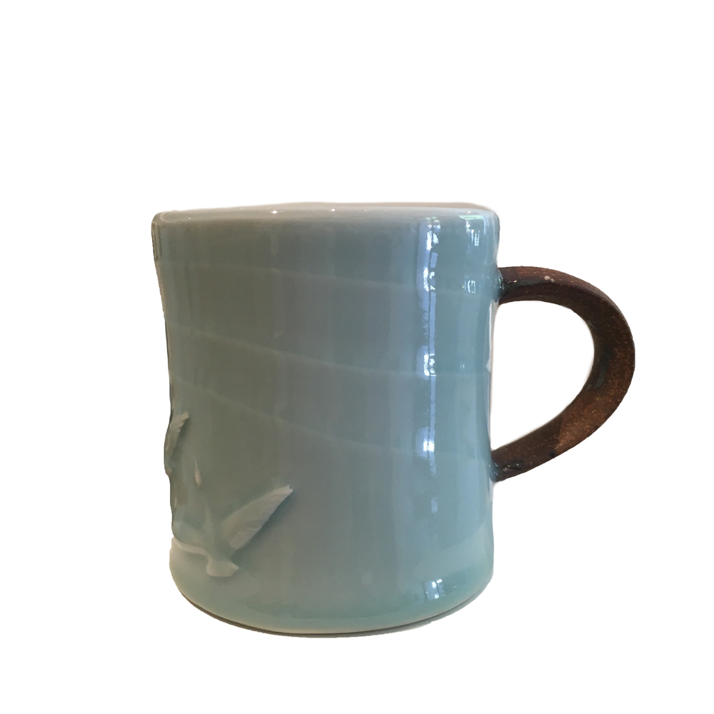 Mug by Bill Reddick
