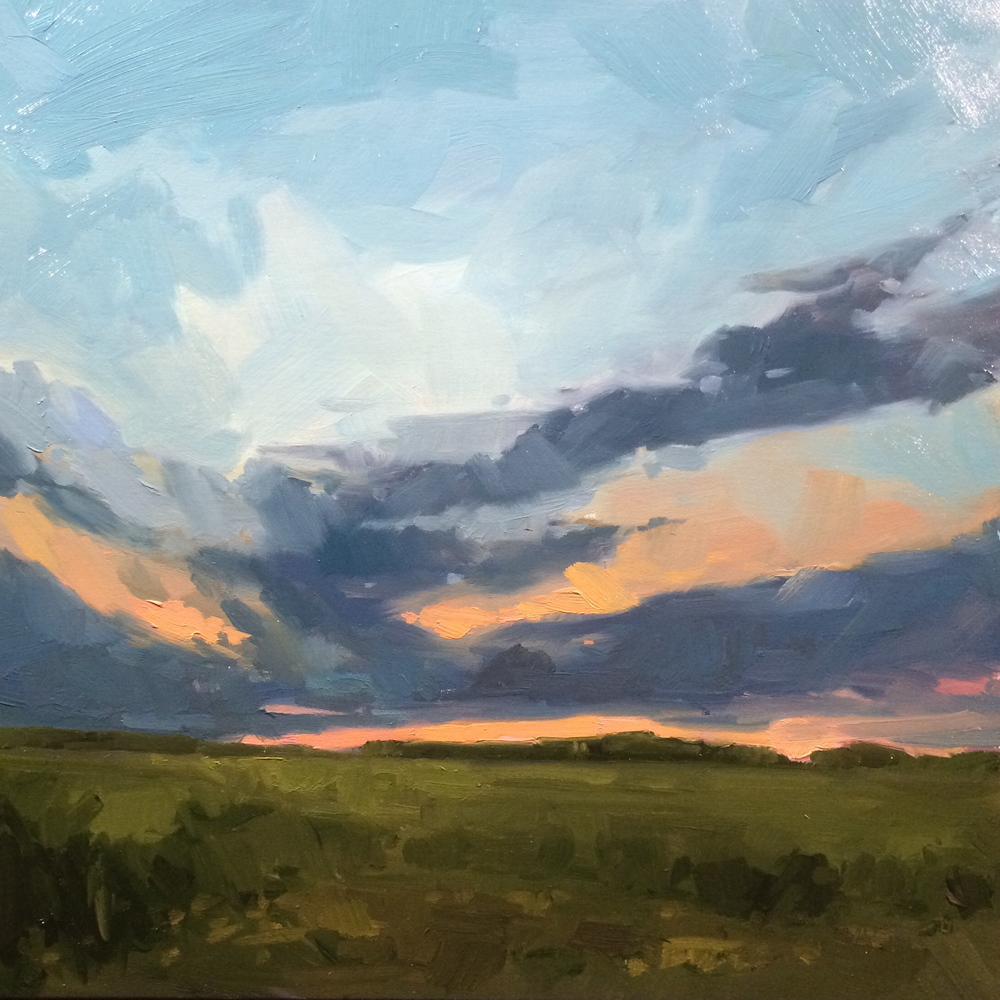 SOLD ||  Sky #1 by Jamie Jardine