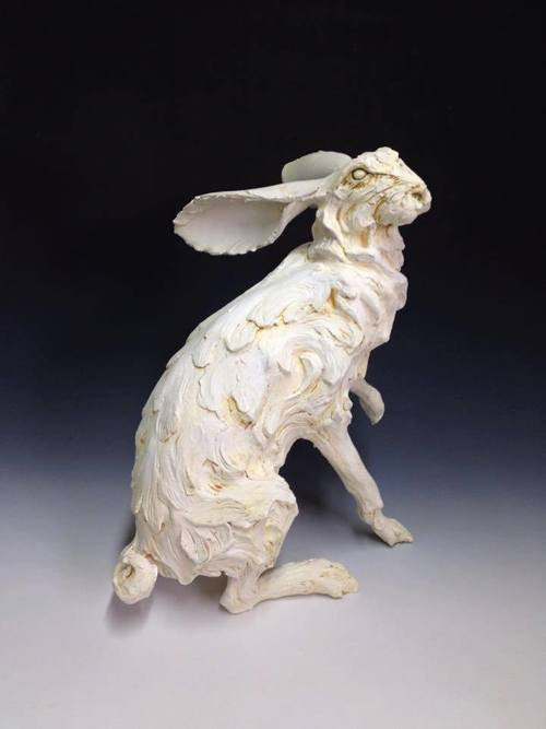 SOLD II Sitting Hare