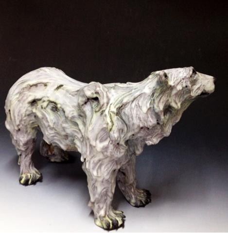 SOLD || Polar Bear #2