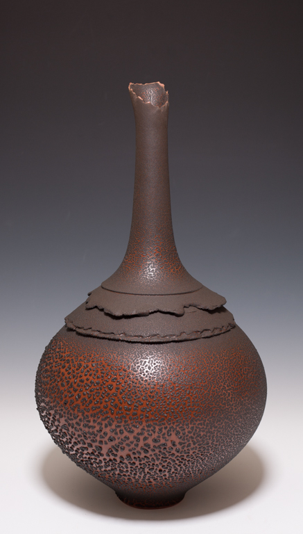 646-006,Bottle vase by Mary Fox.jpg