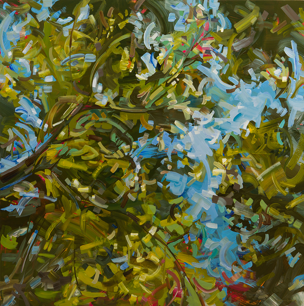 SOLD || Spring Breeze by Amy Montgomery