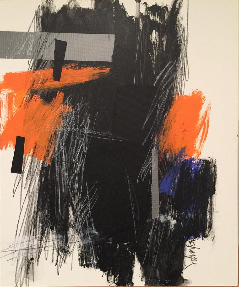 Cross Cut by David Sharpe