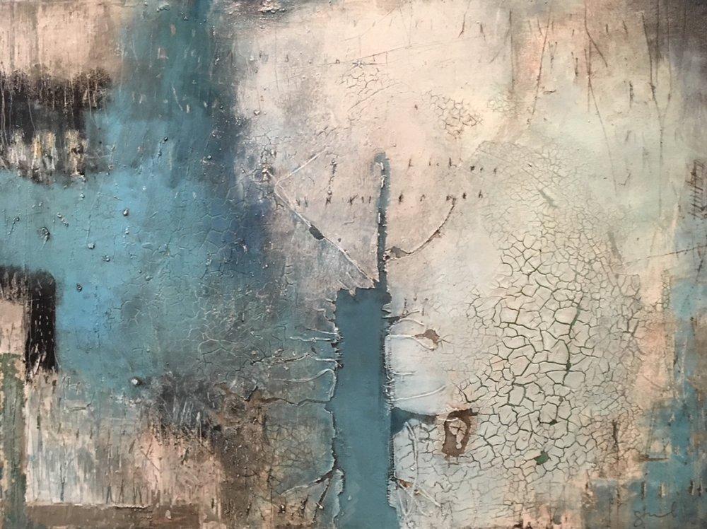 SOLD    Untitled #1 by Gab Kokas