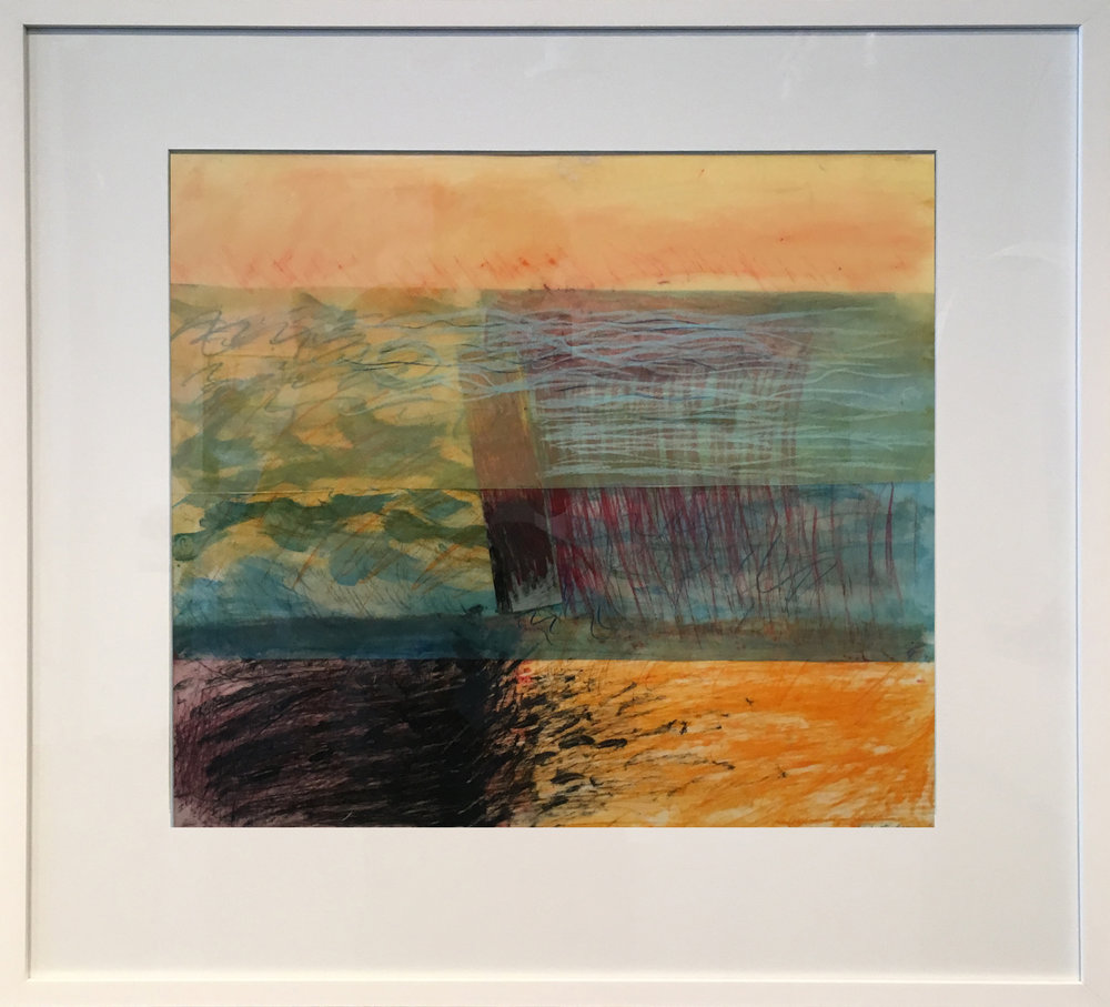 SOLD || Seascape #4	by Pat Gibson