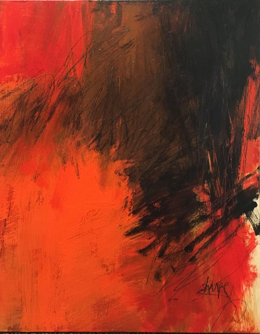 Fever Pitch by David Sharpe