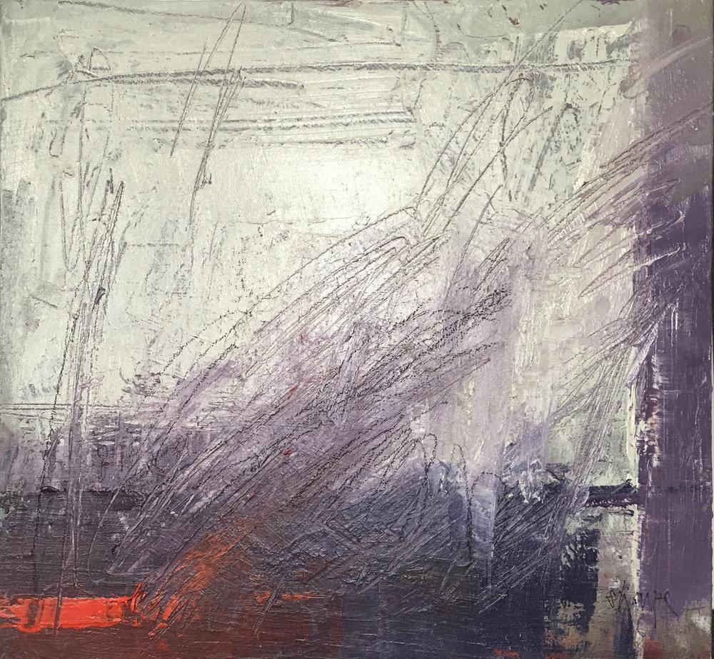 SOLD || Deep Six by David Sharpe