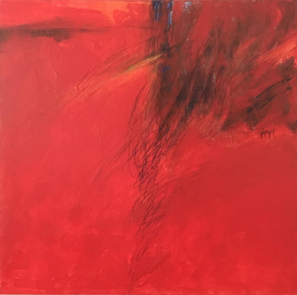 Firestorm by David Sharpe