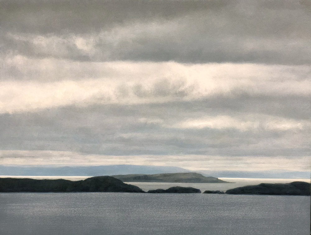 Ragged Islands, New Bonaventure, NL by Craig Guthrie