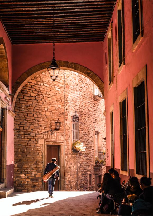 Guanajuato City, Guanajuato, Mexico.