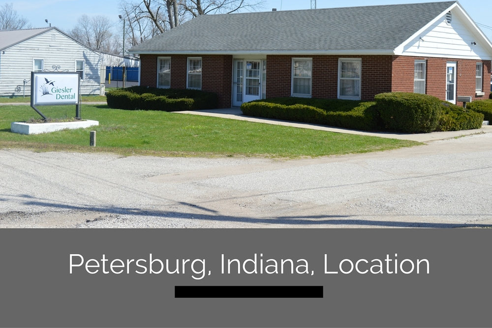 Giesler-Dental-Petersburg-Indiana-Location