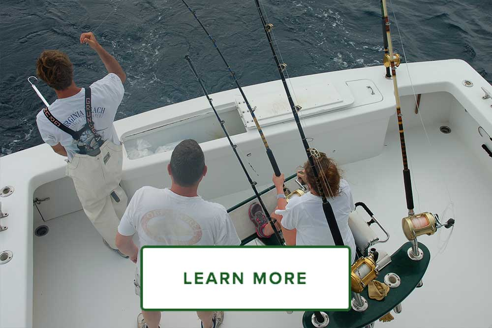 high return sportfishing - about the day