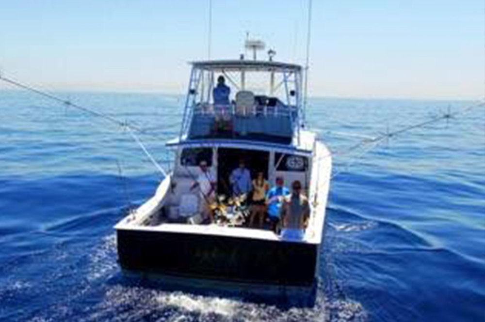 High Return Fishing Charter
