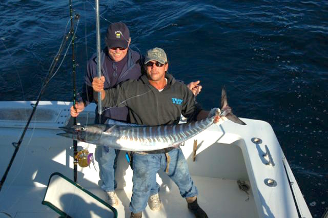 Wahoo - HIgh Return Sportfishing