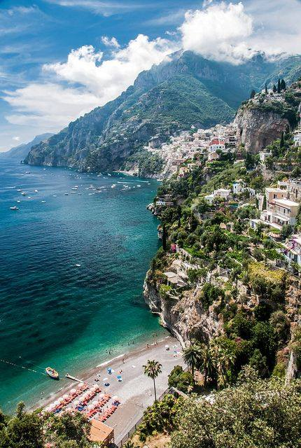 At home in the Amalfi Coast - part 2 — Eleonora Galasso