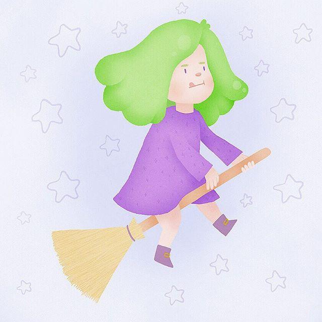 Lil witch