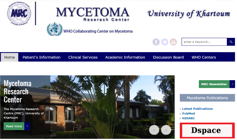 Mycetoma Research Centre