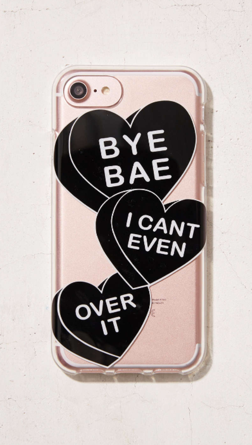 Urban Outfitters Exclusive Recover Artist Series Amberella Iphone 7