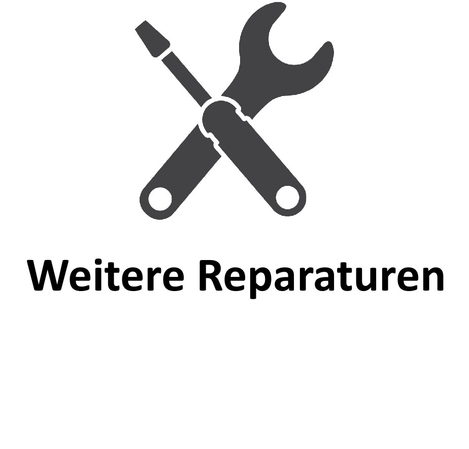 Weitere Reparaturen