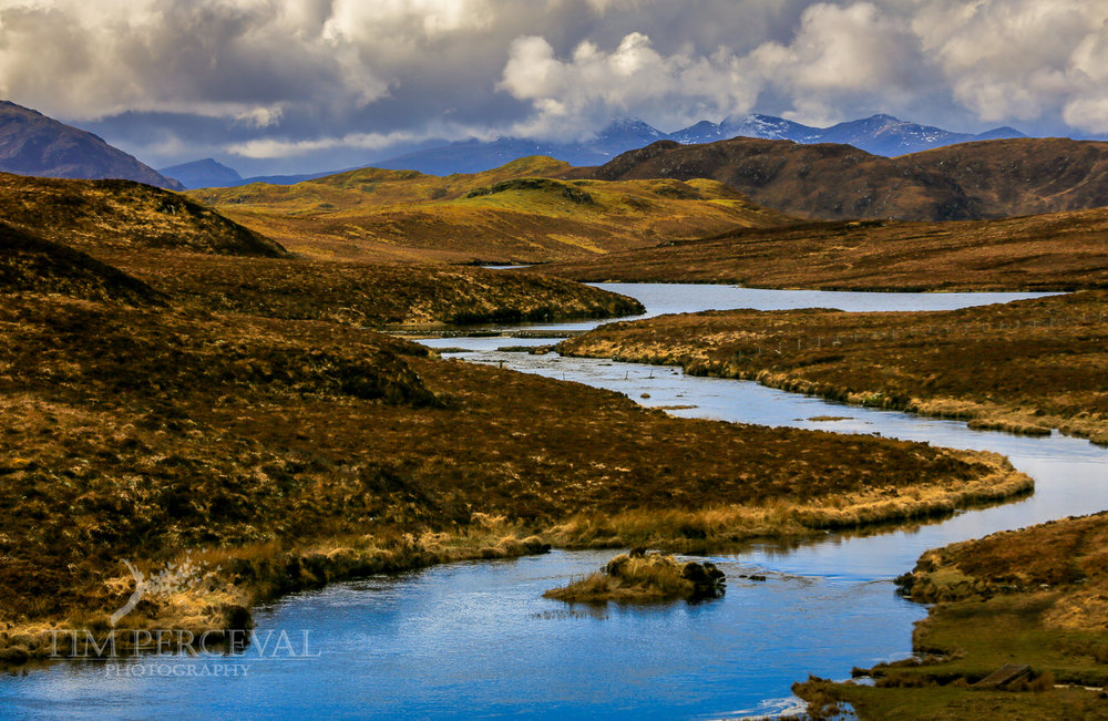 Up River, Isle of Lewis