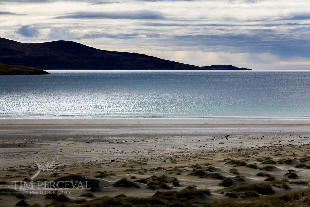 Azure Walk, Luskentyre Beach, Isle of Harris
