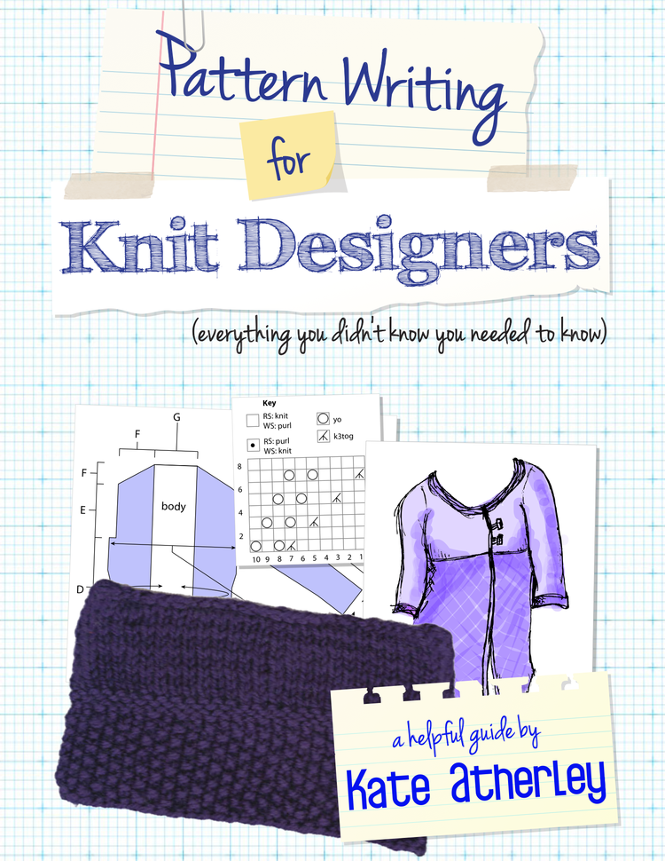 Review: Pattern Writing for Knit Designers — PicnicKnits