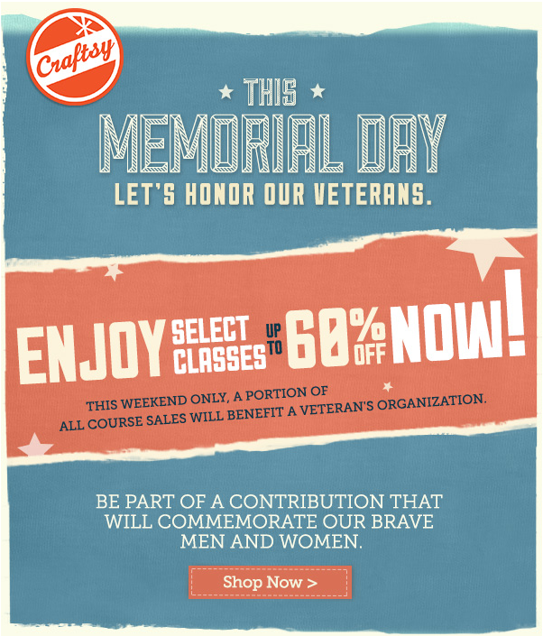Memorial Day - Veterans