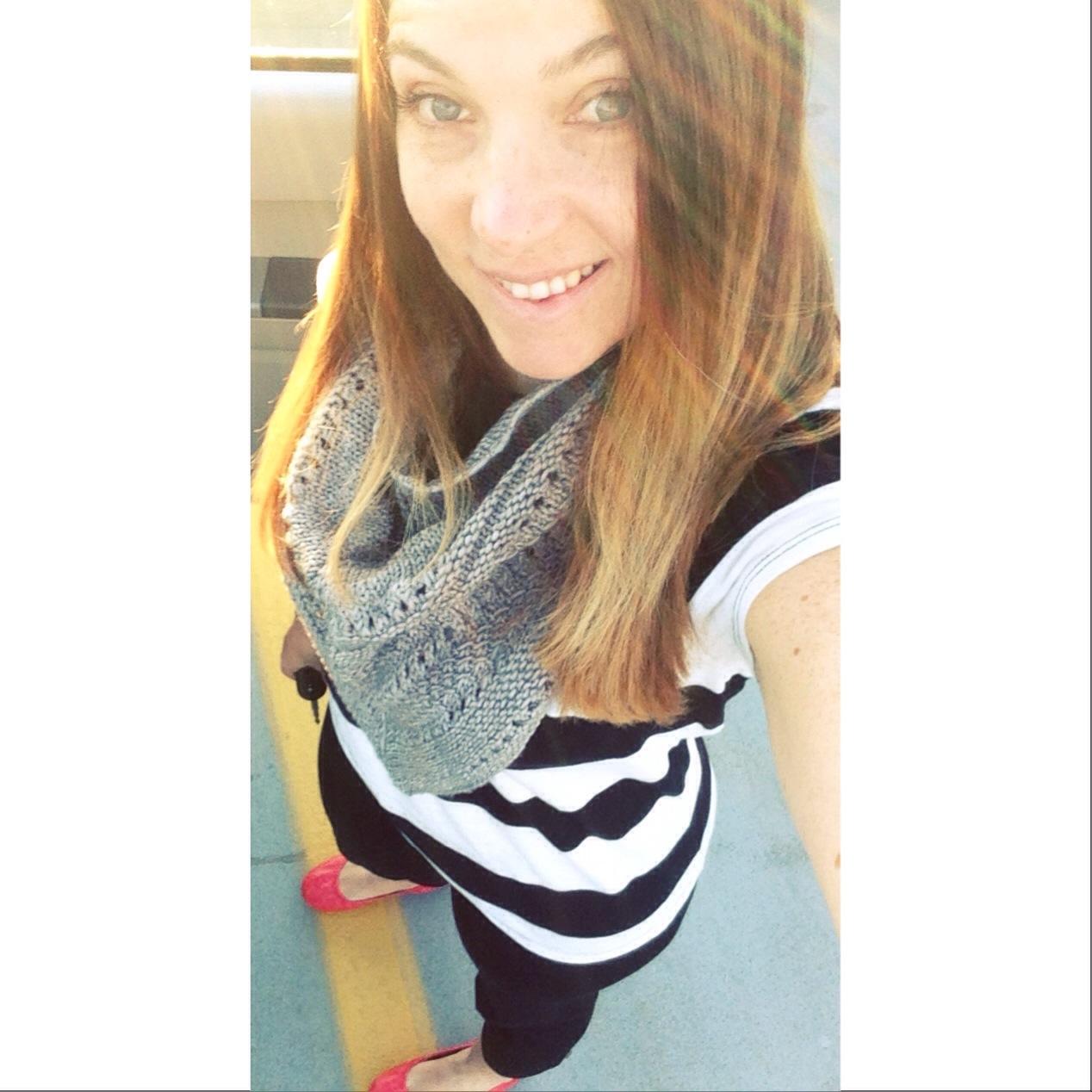 3- Jen Gray Shawl