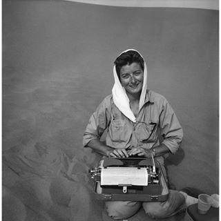 Barbara Cole, Script Supervisor,  Lawrence of Arabia  (1962)