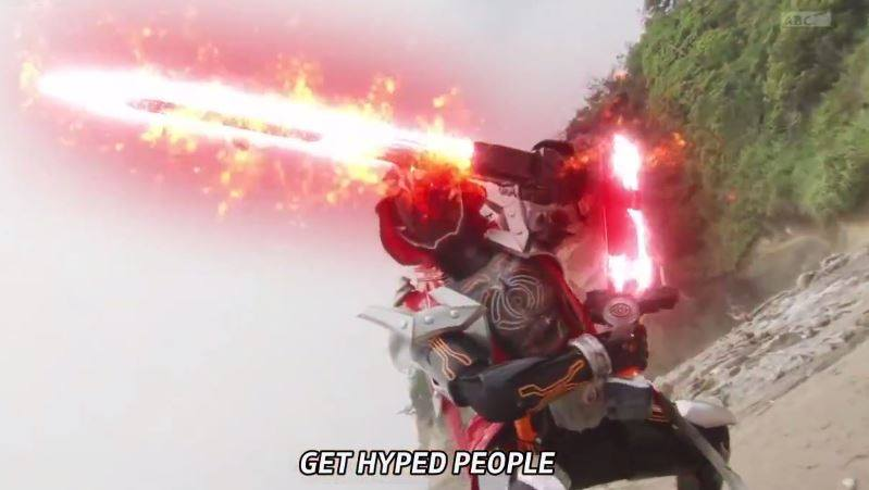 "Episode Discussed:  Kamen Rider Ghost  Episode 1: ""Eyes Open! It's Me!"""