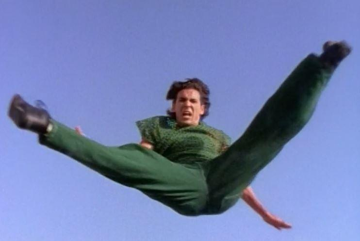 Episode Discussed: MMPR S1E17: Green With Evil - Part 2