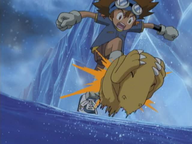 Episode Discussed : Adventure 01: Episode 09: Subzero Ice Punch