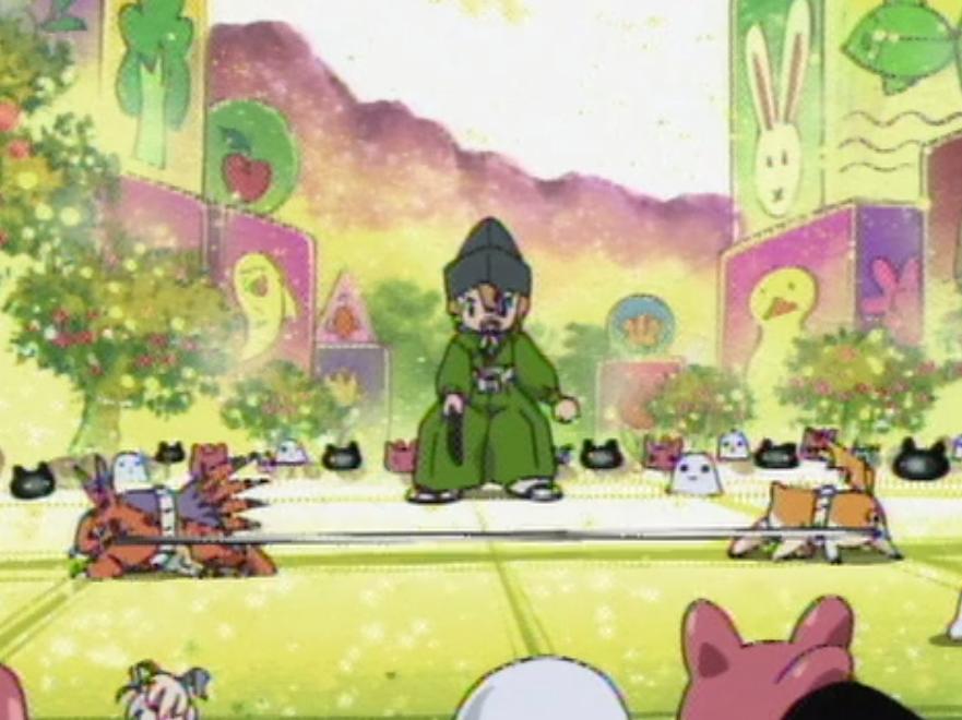Episode Discussed : Adventure 01: Episode 12: DigiBaby Boom
