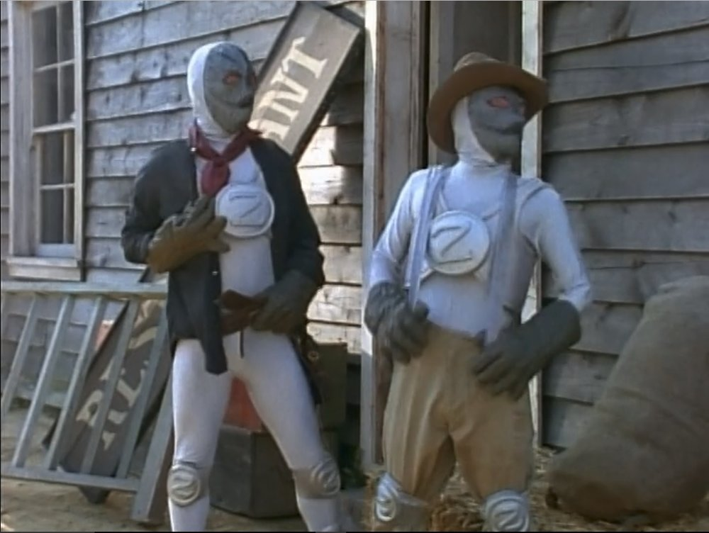 S02E50: Wild West Rangers Part 1