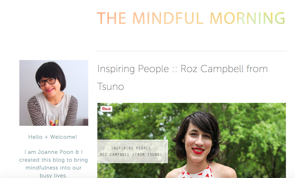 The Mindful Morning