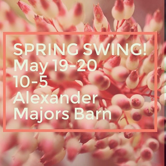 The Spring Strawberry Swing is this weekend! Can you believe it?! We will have some new products, so stop by 10-5! @strawberryswingkc * * * * #strawberryswingkc #kansascity #madeinkc #kcmo #craftfair #shoplocal #shopsmall #supportsmallbusiness #localmaker #awesome #fun #weekend #weekendvibes #shopping #goosemonkeytees