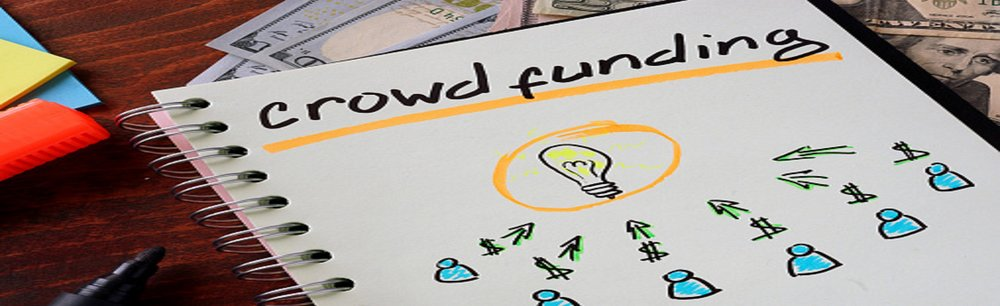 Fund a startup with crowdfunding
