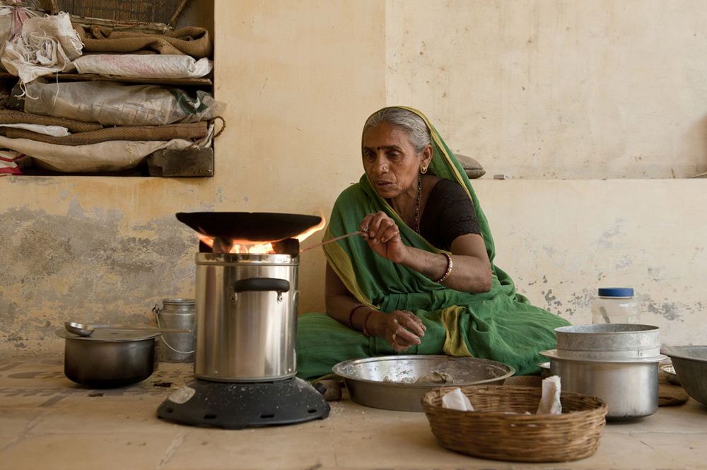 Image by Romana Manpreet for the Clean Cooking Alliance