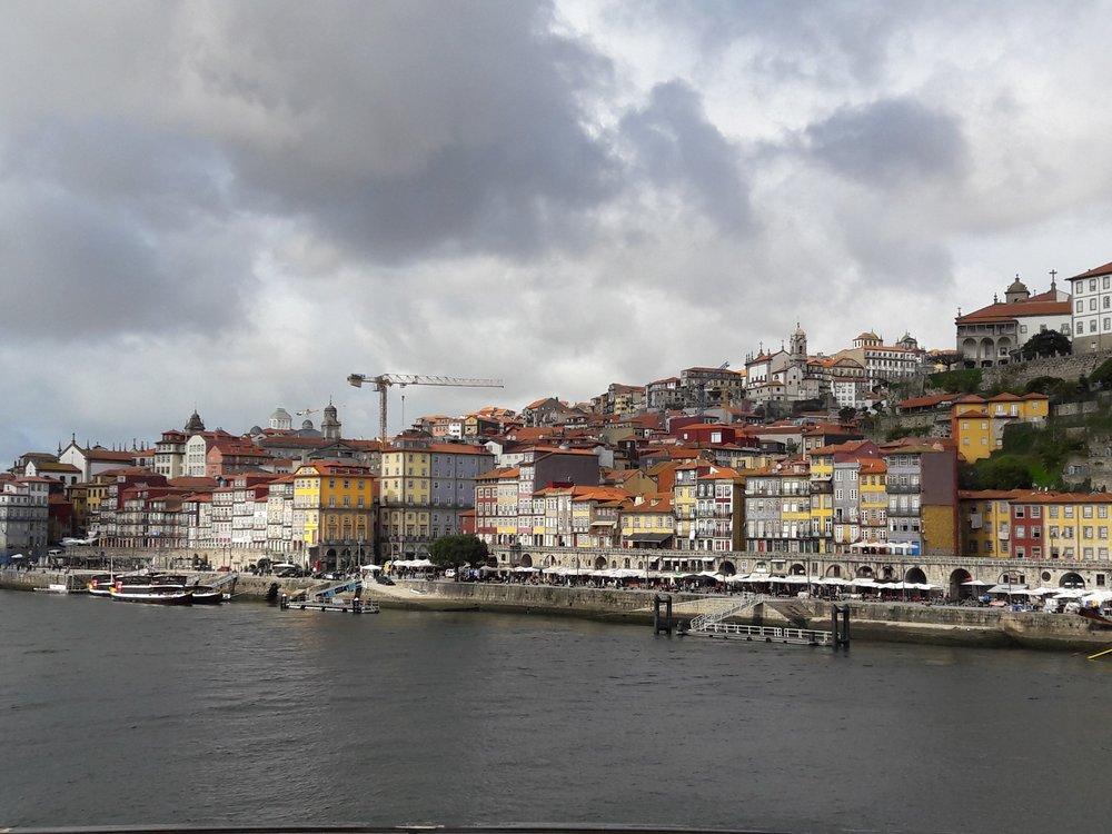 Long weekend in Porto