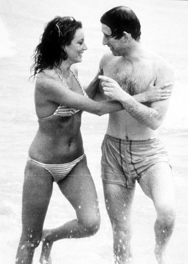 Will he turn into a frog? - Prince Charles on Cottesloe Beach, 1979