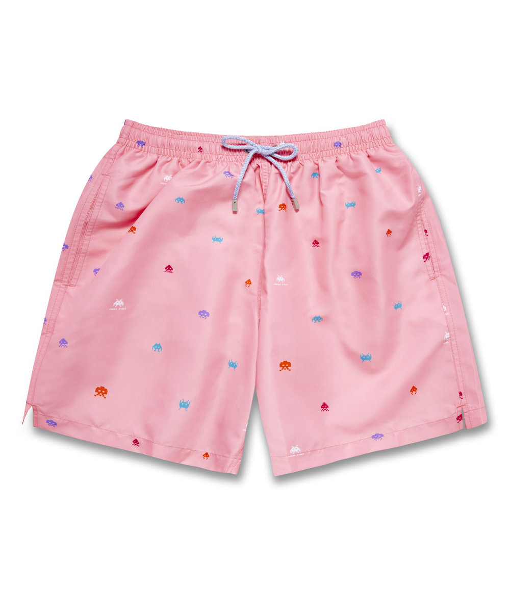 L etale Ltd 170830 MENS Shorts  PINK F.jpg